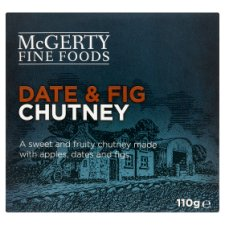 Counter Mcgerty Fine Foods Date And Fig Chutney 110G
