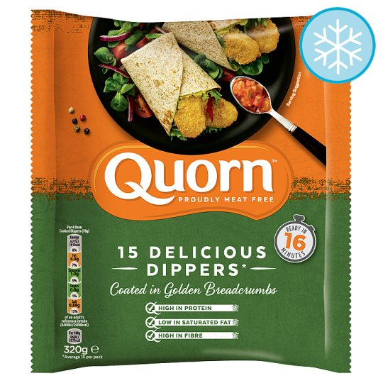Quorn Chicken Style Dippers 320G