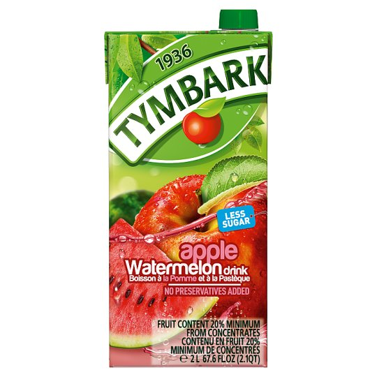 Tymbark Apple Watermelon Drink 2 Litre