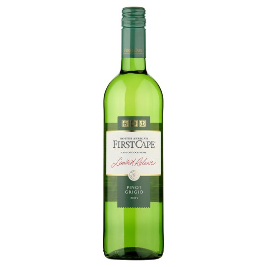 First Cape Limited Release Pinot Grigio 75Cl