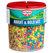 Dr Oetker Bright And Bold Mix