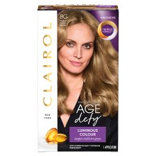Nice 'N Easy Age Defying Permanent Medium Gold 8G Hair Dye
