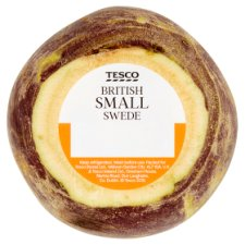 Tesco Small Swede Each