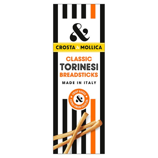 Crosta And Mollica Torines Breadsticks 120G