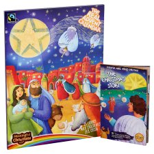 Real Advent Calendar Milk Chocolate 85G