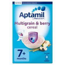 Aptamil Multigrain And Berry Cereal 200G 7 Month Plus