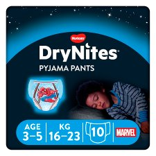 Drynites Boy Pyjama Pant Age 3-5 Years 10 Pants