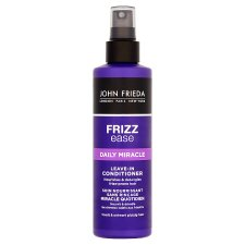 John Frieda Frizz Ease Daily Miracle Leave In Conditioner 200Ml