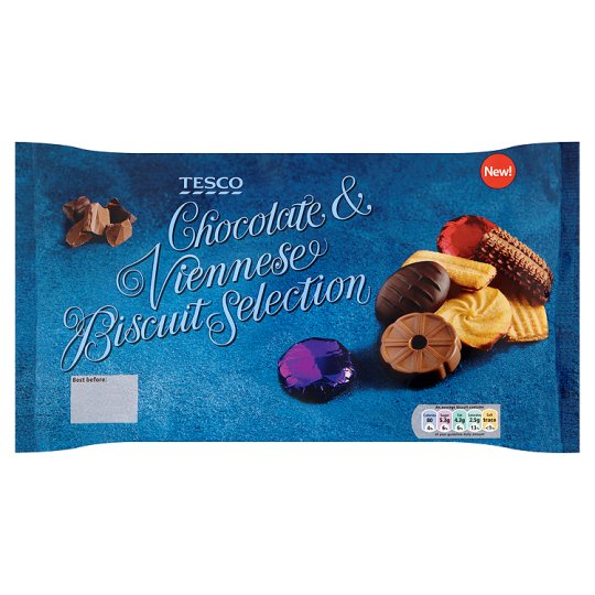 Chocolate Biscuits Tesco Tesco Chocolate And Viennese