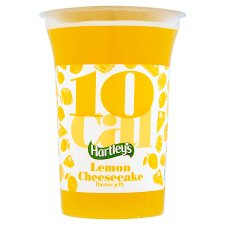 Hartleys Ready To Eat Lemon Cheesecake Jelly 175G