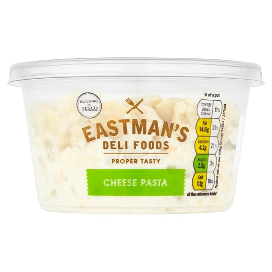 Eastmans Cheese Pasta 400G
