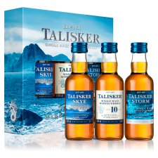 image 1 of Talisker Whisky 3X5cl Gift Set