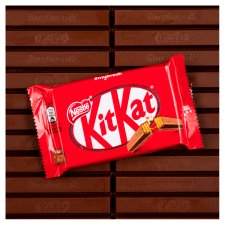 image 2 of Kit Kat 4 Finger Milk Chocolate Multipack 4 X41.5G