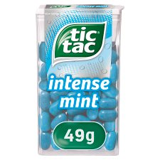 Tic Tac Mint Rush 49G