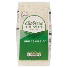 Grower Harvest Long Grain Rice 1Kg