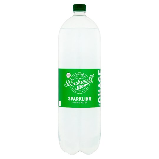 Stockwell And Co Sparkling Water 2 Litre