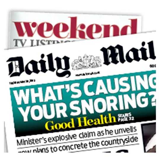 Saturday Daily Mail
