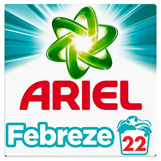 Ariel Febreze Washing Powder 22 Washes 1.43Kg