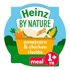 Heinz Chicken And Sweetcorn Risotto 230G