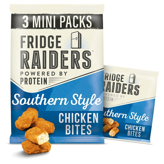 Mattessons Fridge Raiders Southern Fried Chicken Multipack 3X25g