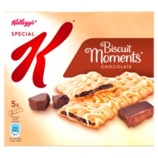 Kelloggs Special Biscuit Moments Chocolate 125G