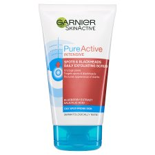 Garnier Pure Active Blackhead Scrub 150Ml