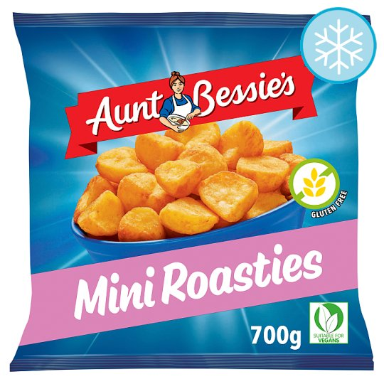 Aunt Bessie's Homestyle Mini Roasties 700G