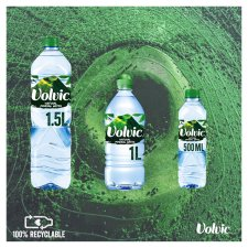 Volvic Still Mineral Water 6X50cl Pack