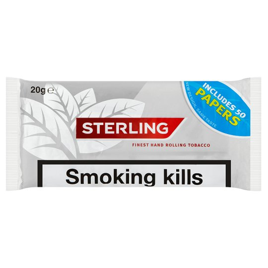 Sterling Roll Your Own 20G