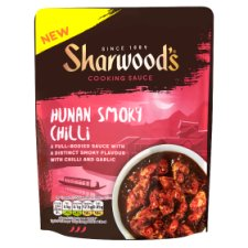Sharwoods Hunan Smoky Chilli Sauce 230G