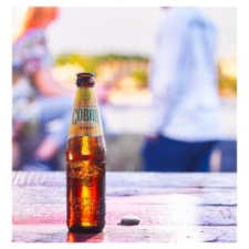 image 2 of Cobra Premium Lager 4X330ml Bottle