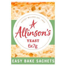Allinson Easy Bake Yeast 6X7g