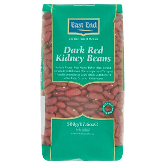 East End Red Kidney Beans 500G