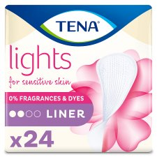 Lights By Tena Bladder Weakness Liners 24 Pack