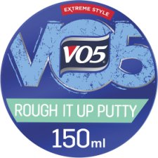 Vo5 Extreme Style Casual Control Putty 150Ml