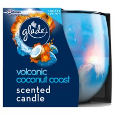 Glade Candle Coconut Coast 120G