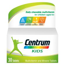 Centrum Kids Chewable Tablets X30