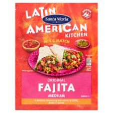 Santa Maria Medium Fajita Seasoning 28G