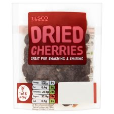 Tesco Dried Cherries 100G