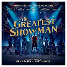 The Greatest Showman Original Soundtrack Cd