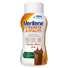 Meritene Strength And Vitality Chocolate Shake 200Ml