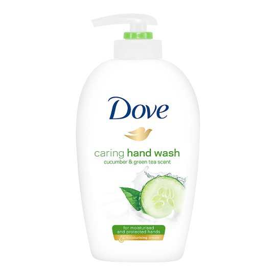 Dove Go Fresh Cucumber And Green Tea Hand Wash 250Ml