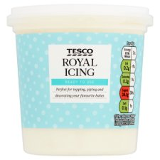 Tesco Royal Icing 400G
