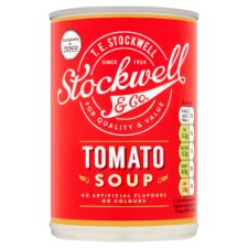 Stockwell And Co Tomato Soup 400G