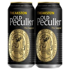 Theakston Old Peculier Premium Ale 4 X 440Ml