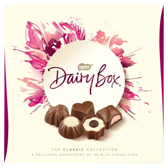 image 1 of Dairy Box Boxed Chocolates 360G