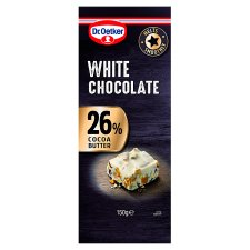 Dr Oetker Fine Cooks Chocolate White 150G