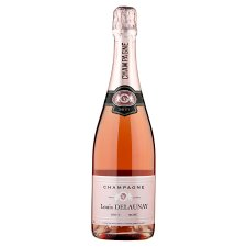 Louis Delaunay Rose Champagne 75Cl