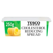 Tesco Cholesterol Reducing Spread 250G