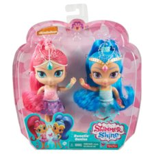 Shimmer And Shine 2 Pack Dolls